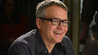 Image for Charlie Higson joins Shaun Keaveny