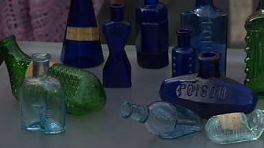 Image for Poison bottle collection