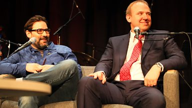 Image for Adam Buxton and Tim Vine join Shaun Keaveny