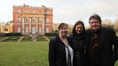 Image for Video: Katie Derham visits Clandon Park