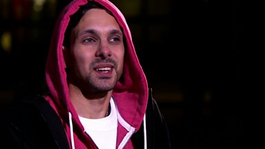 Image for Dynamo performs an amazing feat for Red Nose Day