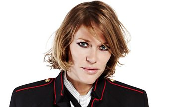 Image for Cerys Matthews: would you eat an alien?