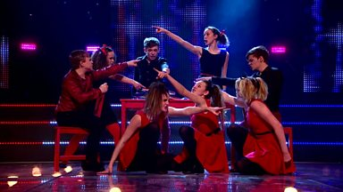 Image for Comic Relief Does Glee Club 2013: LS8