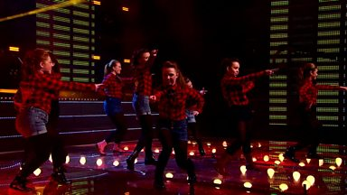 Image for Comic Relief Does Glee Club 2013: Raveheart