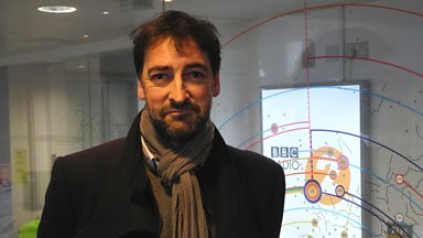 Image for Alistair McGowan chats to Steve Wright