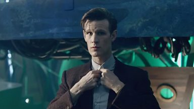 Image for The Bells of Saint John: The Doctor Changes!