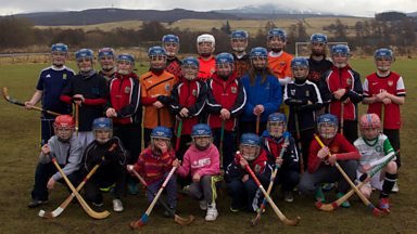 Image for The Victorian impact on Shinty