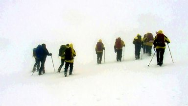 Image for Rescue in the snowy Cairngorms