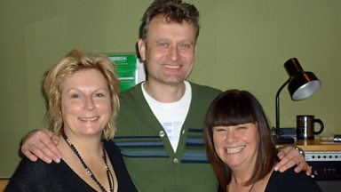 Image for Hugh Dennis chats to French and Saunders