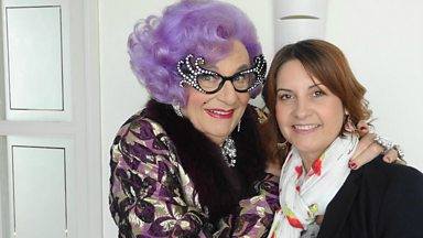 Image for Dame Edna Everage with Louise