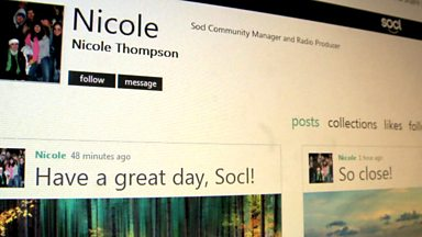 Image for Webscape: Can Microsoft's social network work?