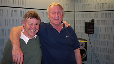 Image for Chris Tarrant on 'the best radio presenter in our lifetimes'