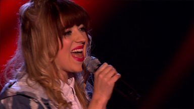 Image for Leah McFall's Blind Audition