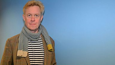 Image for Alex Jennings chats to Claudia Winkleman