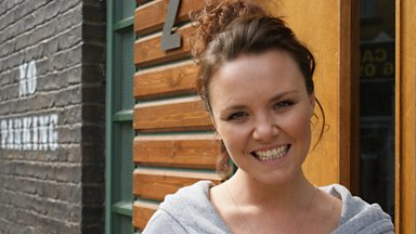 Image for On set with... Charlie Brooks