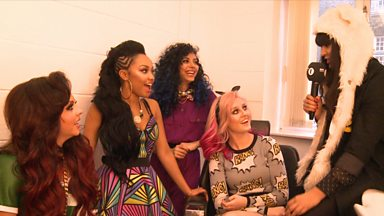 Image for Little Mix How Ya Doin' Behind The Scenes
