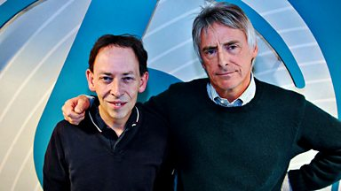 Image for Paul Weller chats with Lammo