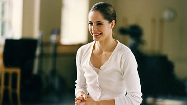 Image for Darcey Bussell on life at the Royal Ballet School