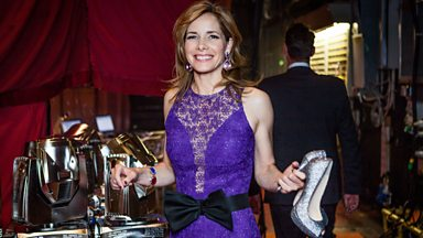 Image for Darcey Bussell on the physical strain of being a ballerina