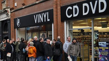 Image for Vinyl fans at Head Records in Belfast