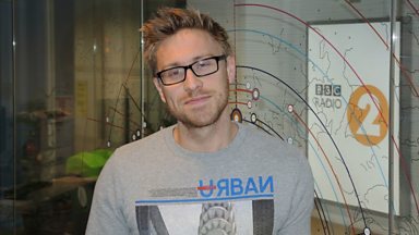 Image for Comedian Russell Howard talks to Steve Wright