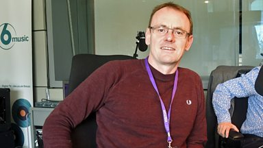 Image for Sean Lock speaks to Mark and Stuart