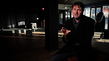 Image for 'The Clown Punk' by Simon Armitage (analysis)