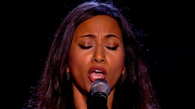 Image for Abi Sampa's Blind Audition