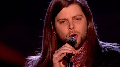 Image for Adam Barron's Blind Audition