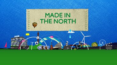 Image for Made in the North