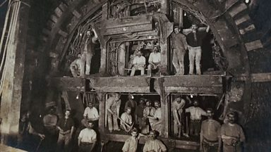 Image for The Revolutionary Tunnelling machine