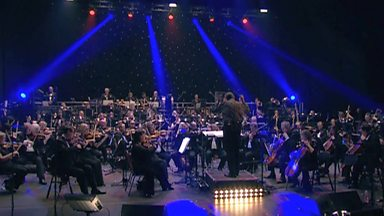 Image for Superman Theme performed by the BBC Concert Orchestra
