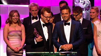 Image for Made in Chelsea wins Reality & Constructed Factual