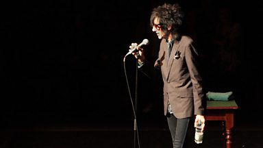 "Image for John Cooper Clarke: ""He entered my life as a Catholic mystic"""