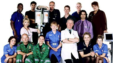 Image for Casualty: Ten series were