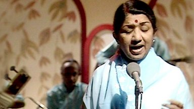 Image for The legendary Lata Mangeshkar speaks to Sanjay Sharma
