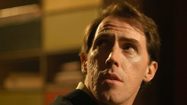 Image for Comedian Rob Brydon on his meeting with Harold Pinter