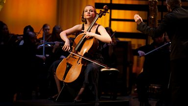 Image for Watch the winning performance of BBC Young Musician 2012 - Laura van der Heijden