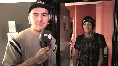 Image for Bring Me The Horizon's backstage tour of Koko