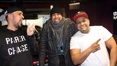 Image for Humza (aka Diary Of A Bad Man) catches up with Kan D Man and DJ Limelight