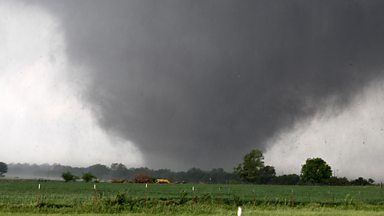 Image for What is a tornado?