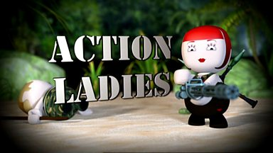 Image for Action Ladies - preview