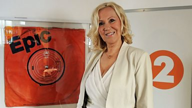Image for Agnetha Fältskog chats to Graham Norton