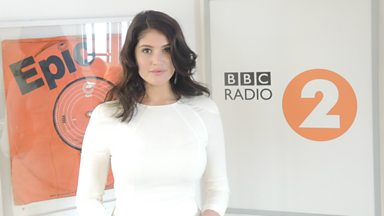 Image for Gemma Arterton talks to Steve Wright