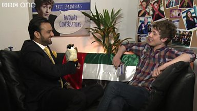 Image for Zeeshaan Shah - Matt Edmondson's Awkward Conversations
