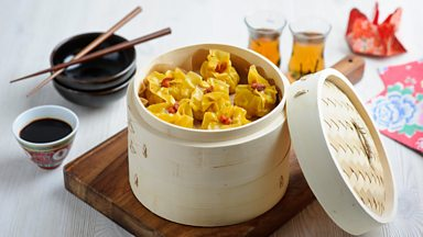 Image for Pork and prawn dumplings