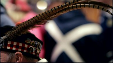 Image for Moray Hunter introduces the dubious history of tartan