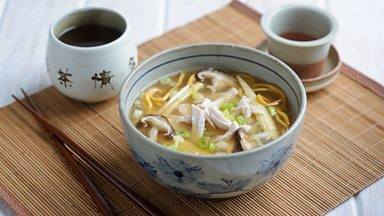 Image for Hot and sour soup