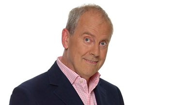 Image for Gyles Brandreth: booking a holiday