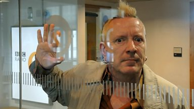 Image for John Lydon chats to Steve Wright